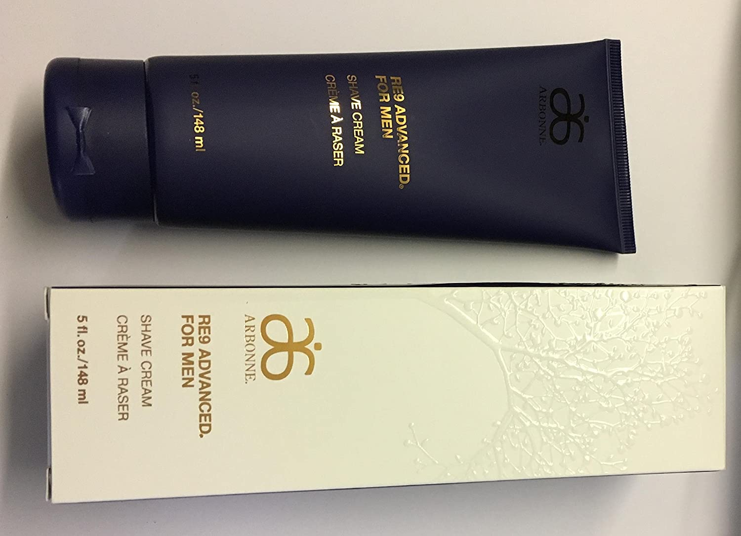Arbonne RE9 Advanced® for Men Shave Cream by BHW