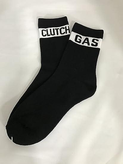 Clutch Gas Socks (Mid Top) by Boostnatics