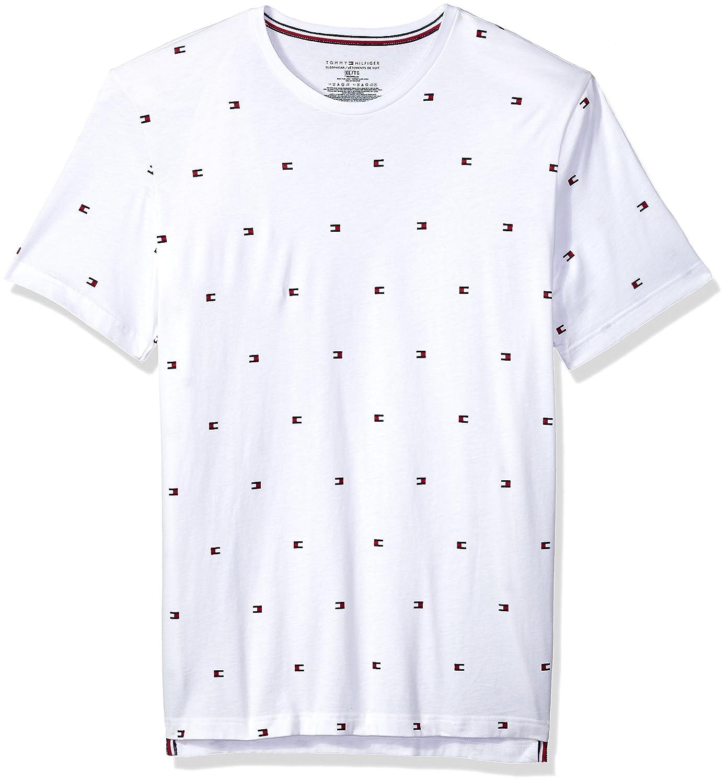 643c7ed304da Amazon.com: Tommy Hilfiger Men's Modern Essentials Cotton T-Shirt: Clothing