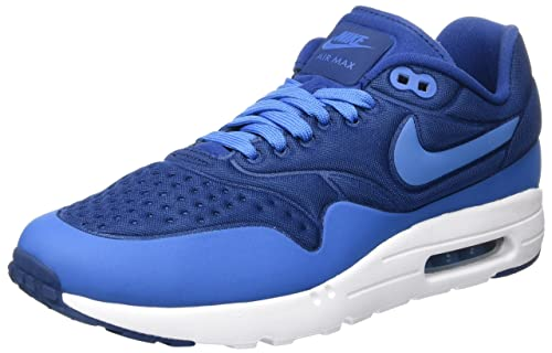 new style c2b4f 1bcb9 Nike Air Max 1 Ultra SE, Men s Sneakers, Blue (Coastal Blue coastal
