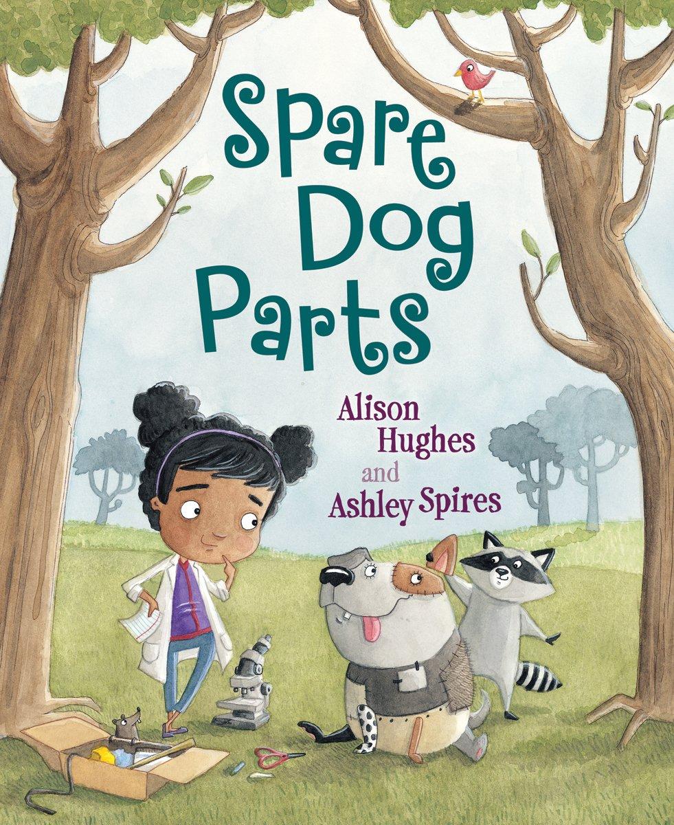 Download Spare Dog Parts pdf epub
