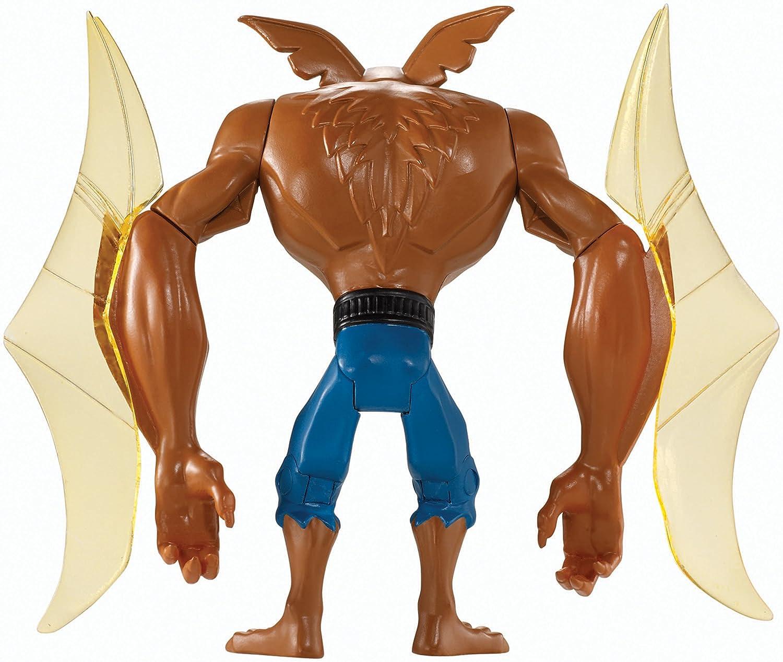 Wingforce Man-Bat Action Figure 4 Inches Batman Unlimited