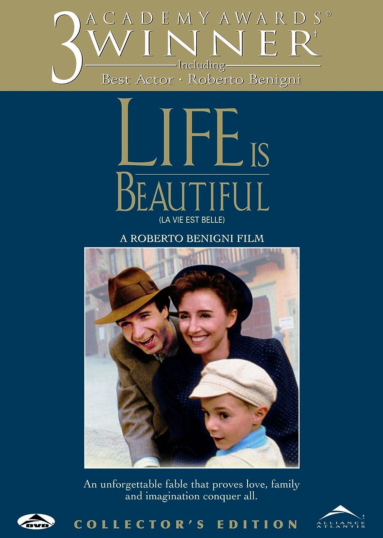 Life Is Beautiful: Collector's Edition / La vie est belle (Bilingual) Roberto Benigni Nicoletta Braschi Giorgio Cantarini Giustino Durano