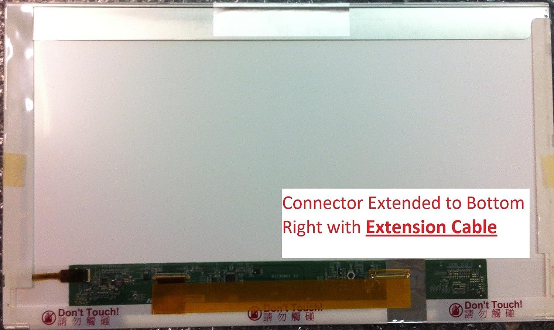 HP ProBook 4720s Laptop Screen 17.3 LED Bottom Right WXGA++