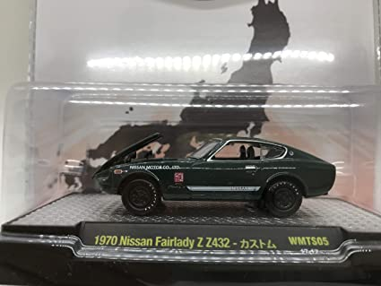 2019 M2 Machines Auto Japan 1970 Nissan Fairlady Z432 NEW RELEASE