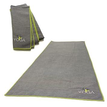 Gradient Fitness GF para Esterilla de Yoga Toalla de Yoga ...