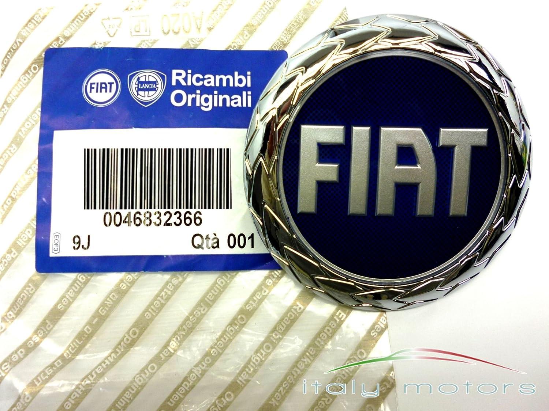Original Fiat Stilo Siena Emblema Frontal Emblema Frontal Empresas caracteres Logo - 46832366: Amazon.es: Coche y moto