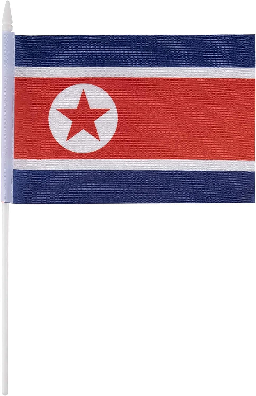 "12x18 12/""x18/"" Armenia Country Stick Flag 30/"" wood staff"