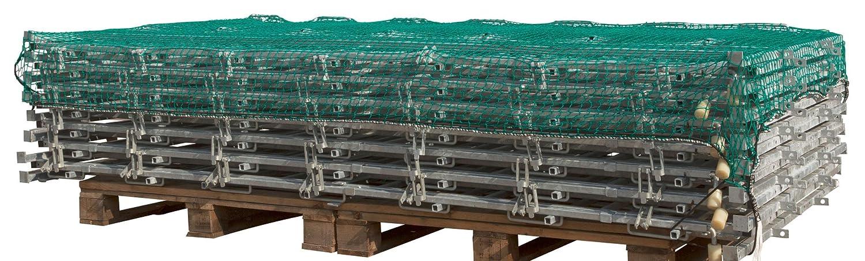 Kerbl 37263 Abdecknetz 30 mm Maschenweite / 1.8 mm Materialstä rke, 2.5 x 4 m