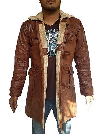 7a310aeb8 So-Shway Men Shearling Mens Winter Jacket Vintage Men Leather ...