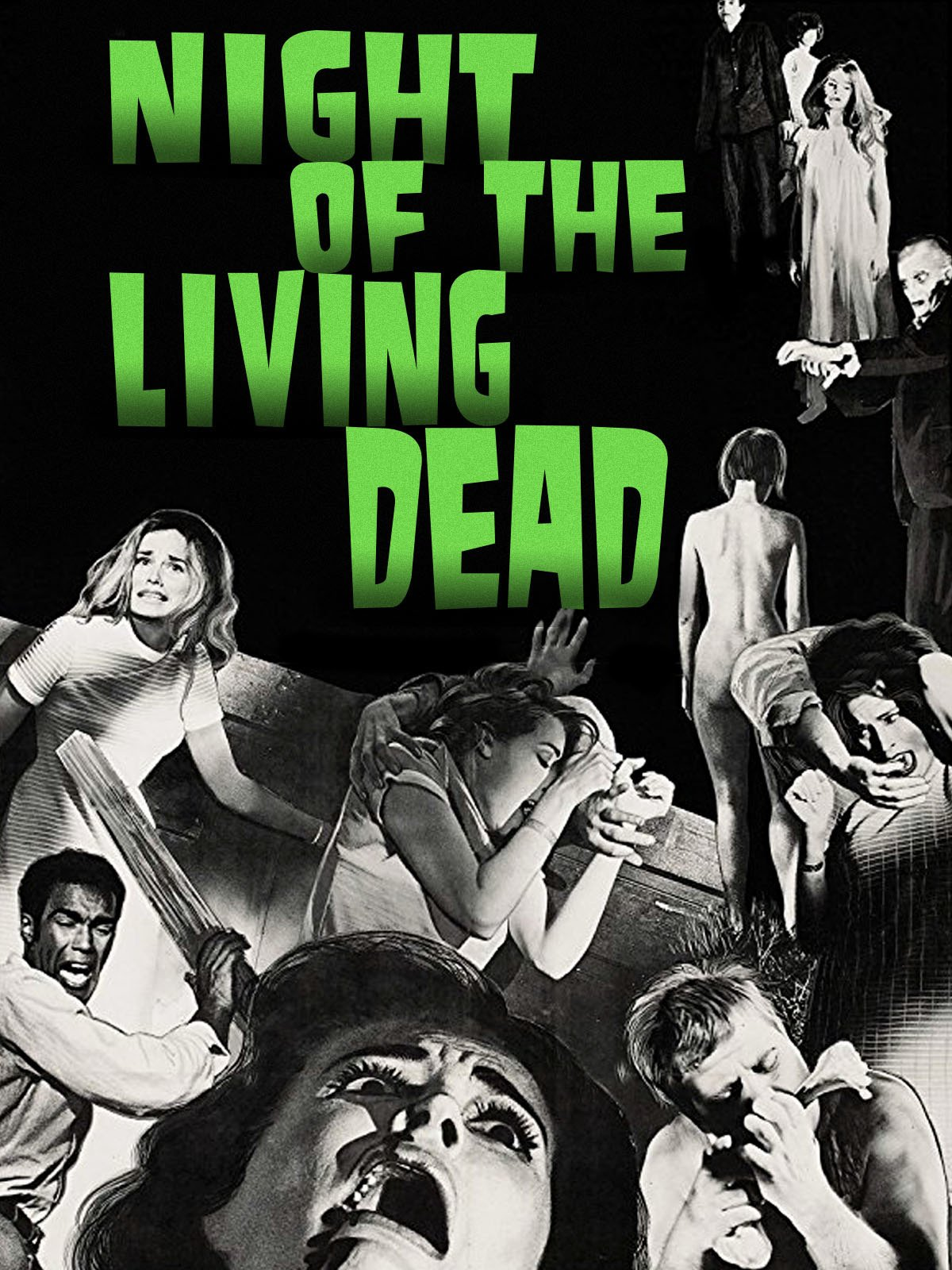 Night of the Living Dead on Amazon Prime Video UK