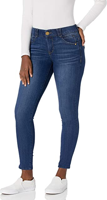 Democracy Womens High Rise Ab Solution Jegging