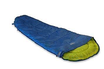 High Peak Boogie Saco de Dormir, Unisex, Azul, 170 x 70/45 cm: Amazon.es: Deportes y aire libre