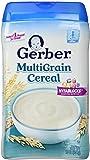 Gerber Multigrain Baby Cereal, 16 oz