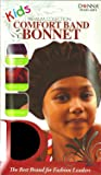 Amazon Com Kid Satin Bonnet Colors May Vary Fashion
