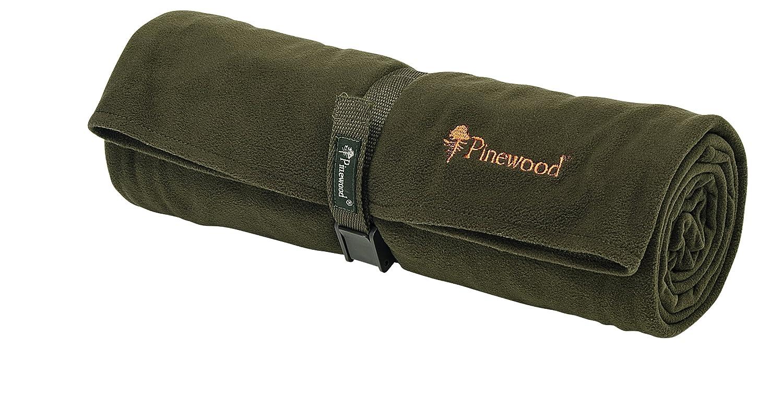 Pinewood 9108-114 Comfy Couverture en polaire Vert Taille unique