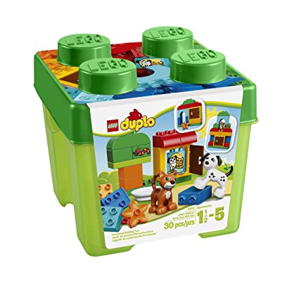 Buy LEGO DUPLO Creative Play 10570 All-in-One-Gift-Set Online at Low ...