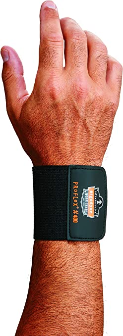 schwarz Ergodyne Handgelenkstütze Universal Proflex pf4000