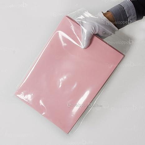 Bolsas Plásticas con cierre zip 250 x 350 mm muy resistentes ...
