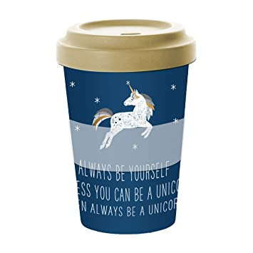 Ppd Always Unicorn Bamboo Coffee To Go Becher Kaffeebecher