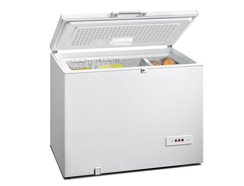 Siemens GC27MAW40 - Congelador (Baúl, Independiente, Color blanco ...