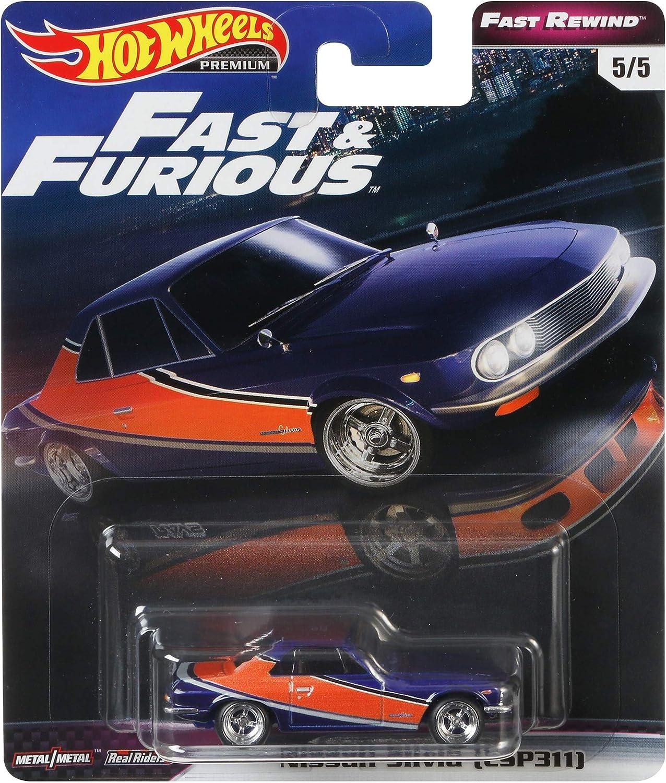 Hot Wheels Nissan Silvia S15 Vehicle