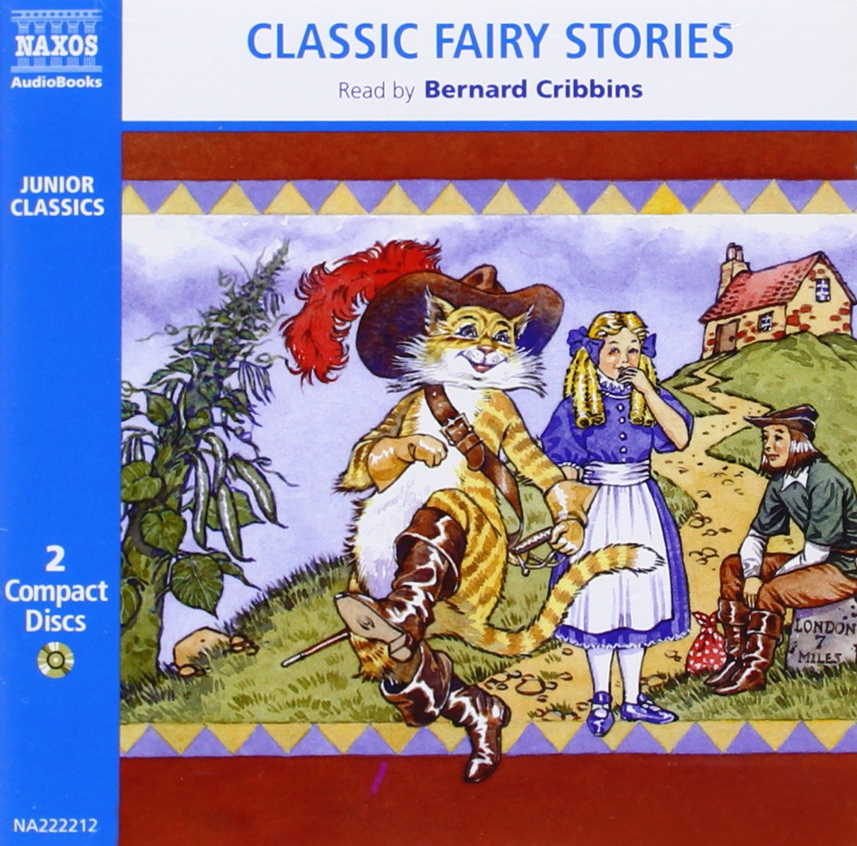 Traditional Tales : Classic Fairy Stories (Classic Literature With Classical Music. Junior Classics)