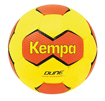 Kempa Dune Balones de Balonmano para Playa, Unisex Adulto: Amazon ...