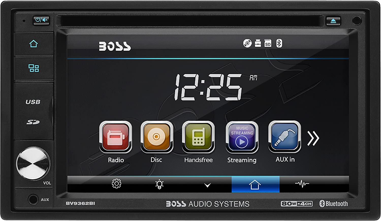 BOSS Audio Systems BV9362BI Car DVD Player