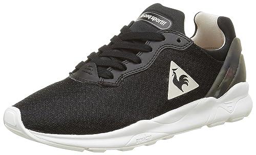 d36a1eed731 Le Coq Sportif LCS R XVI Winter Floral, Zapatillas para Mujer, Negro (Black  MornBlack/Gray Morn), 39 EU: Amazon.es: Zapatos y complementos