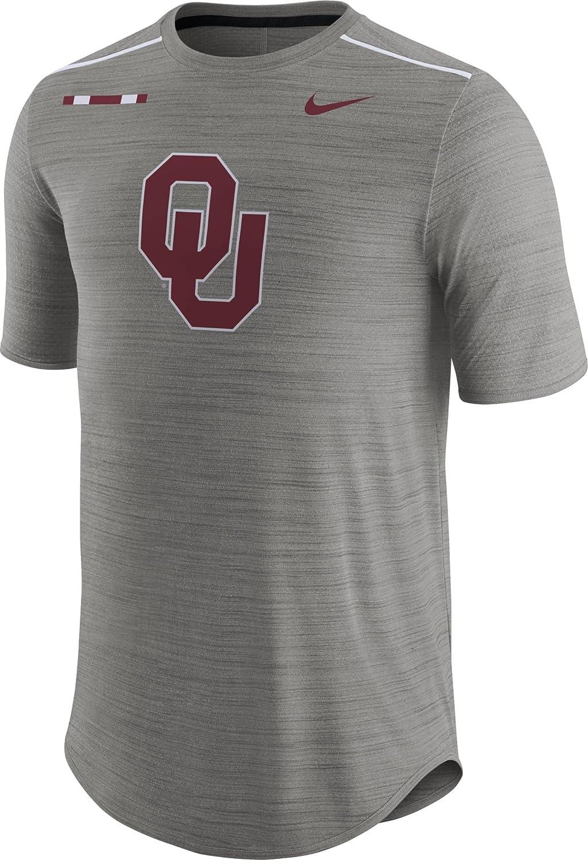 Nike Hombres de Oklahoma Sooners gris jugador de fútbol ...