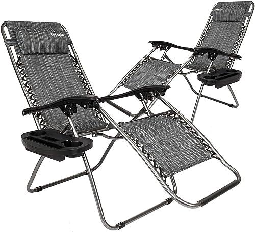 Bonnlo Infinity Zero Gravity Chair - a good cheap outdoor recliner