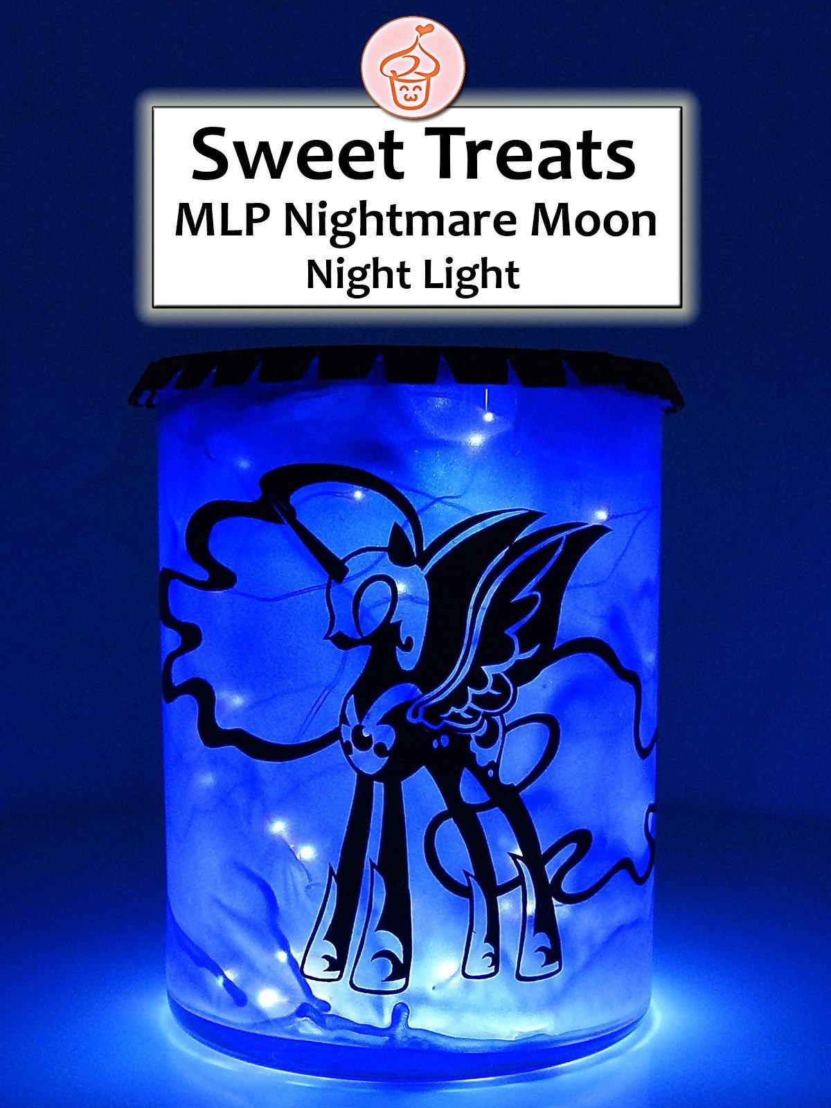 Sweet Treats: MLP Nightmare Moon Night Light on Amazon Prime Video UK