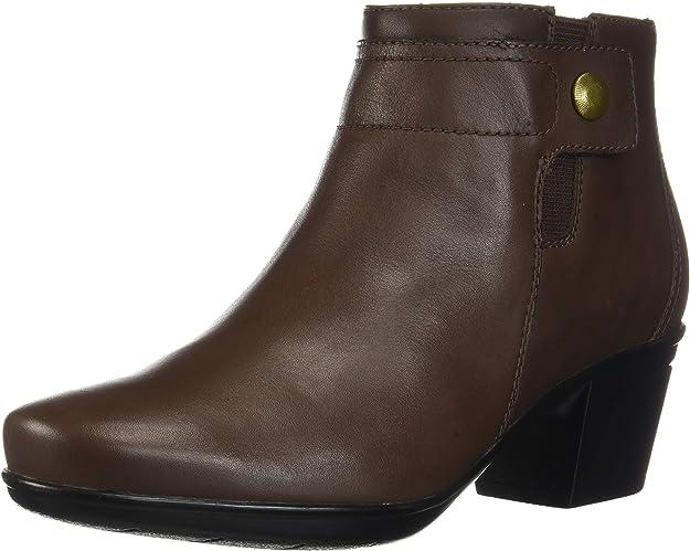 Clarks Women/'s   Emslie Emma Wide Calf Knee High Boot
