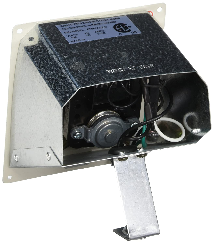 Tremendous Procom Heating Inc Tv209325 Wall Heater Blower White Interior Design Ideas Gentotryabchikinfo
