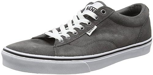 Zapatos grises Vans para hombre A5USb