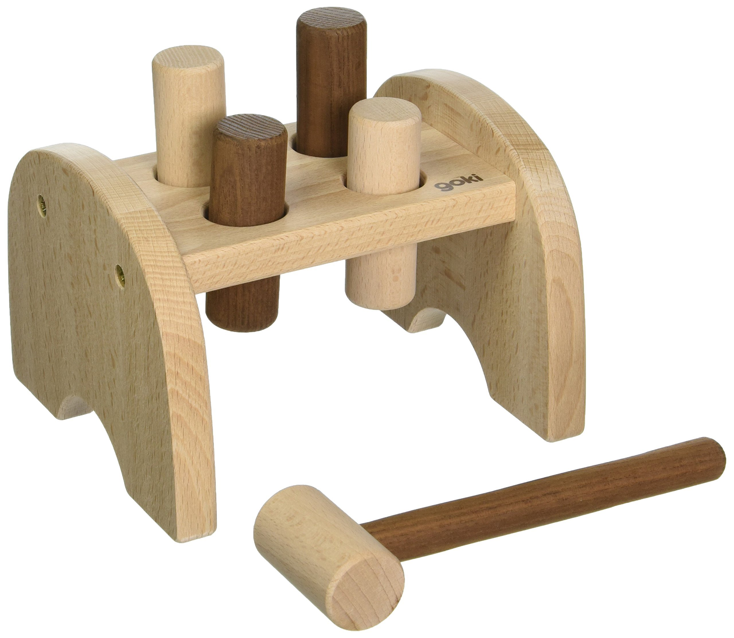 Goki Bench of Wood Hammer