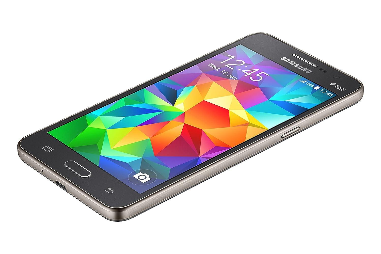 Samsung Galaxy Grand Prime SM-G530H (Grey, 8GB): Amazon in: Electronics