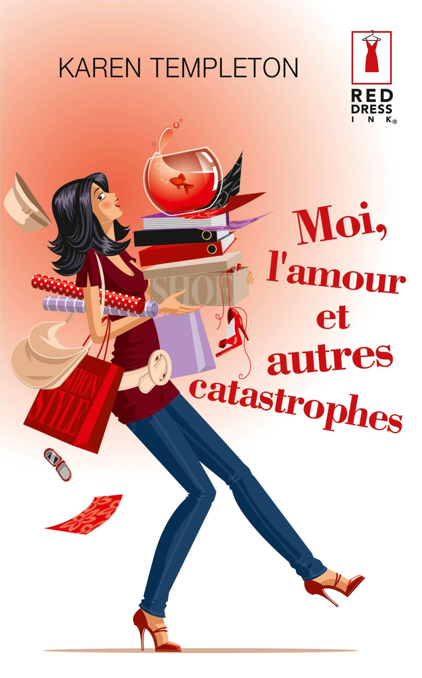 Moi, l'amour et autres catastrophes Broché – 1 novembre 2013 Karen Templeton Editions Harlequin 2280286300 Chick-lit