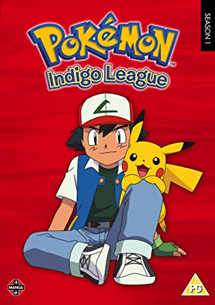 Image result for pokemon indigo league dvd mangauk