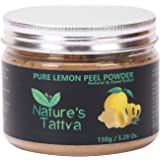 Nature's Tattva Herbal Lemon Peel Powder, 150g