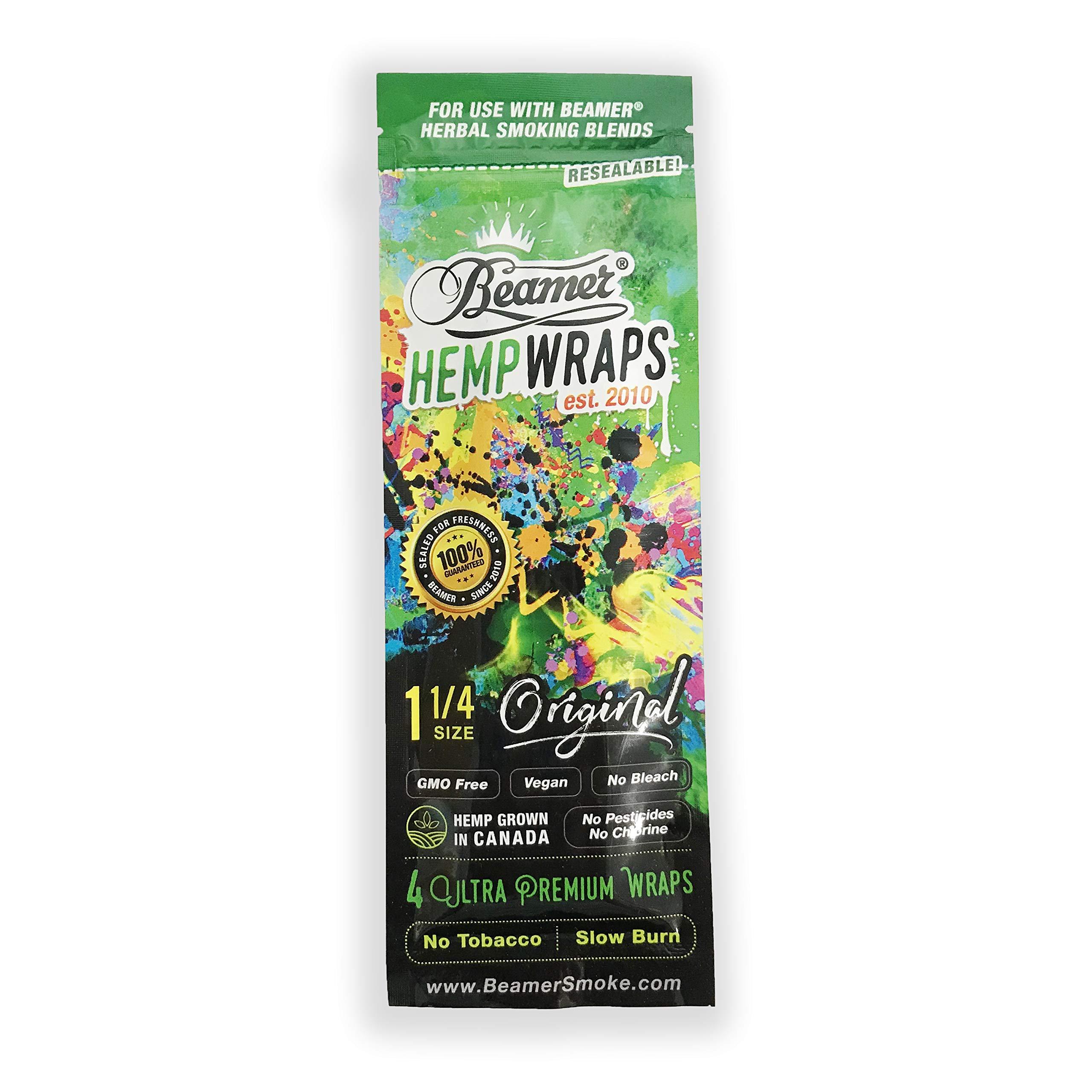 Amazon Com 25 Count Blazin Cherry Of Organic Wraps