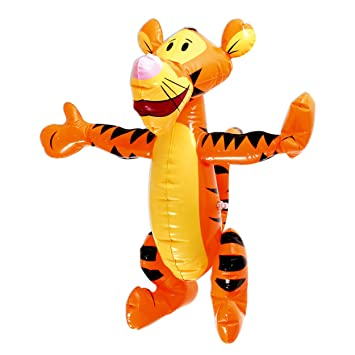 GF Toys 104008 - Tiger Inflable Winnie The Pooh: Amazon.es ...