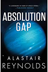 Absolution Gap (The Inhibitor Trilogy Book 3) Kindle Edition