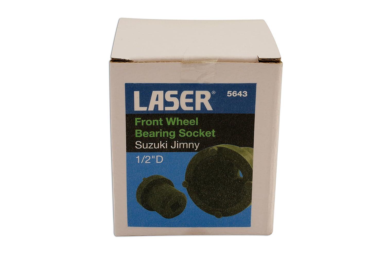 Laser 5643/Douille de roulement de roue avant