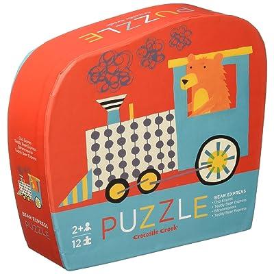 Crocodile Creek Bear Express 12Piece Jigsaw Puzzle: Toys & Games