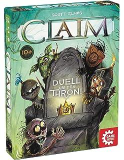 Sd Games- Claim 2, Multicolor, Talla Única (Sdgclaim002): Amazon.es: Juguetes y juegos