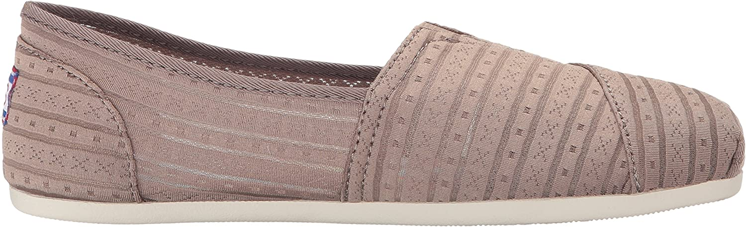 Skechers Damen Chill Luxe-Buttoned Up Bootschuhe Urban Rose Taupe 3HAnf