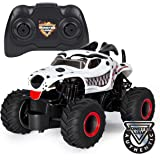 Monster Jam Official Monster Mutt Dalmatian Remote Control Monster Truck, 1:24 Scale, 2.4 GHz, for Ages 4 and Up