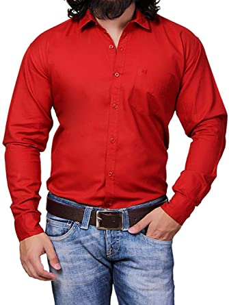 fdcc562f245 Porttrait Casual Shirt | Regular Fit | 100% Cotton | Long Sleeve ...